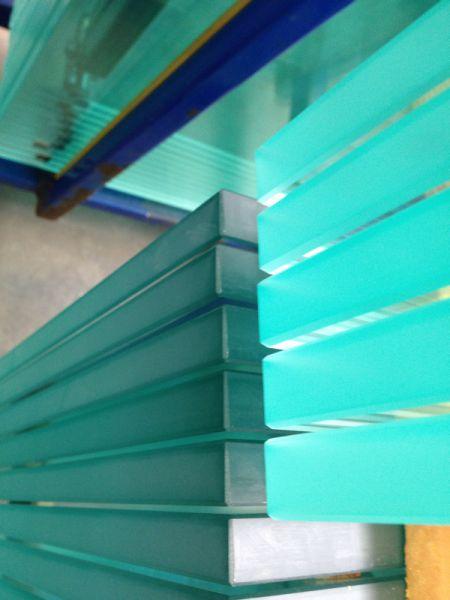 TVG-Glasplatten